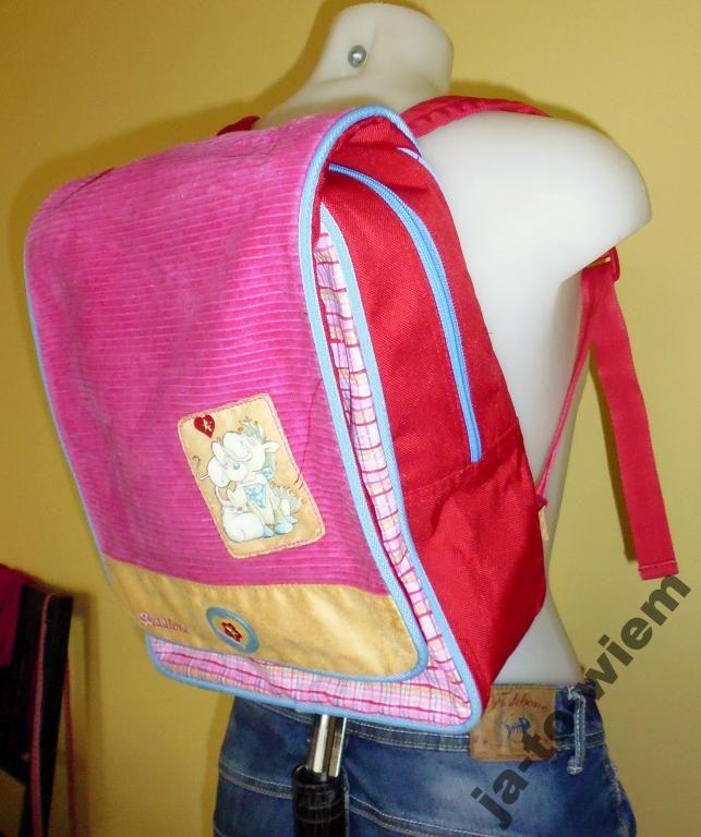Plecak Szkolny Dziewczecy Diddlina 35 X 28 X 12 Llbean Backpack Backpacks Bags