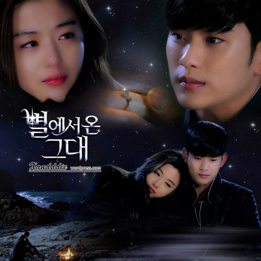 You Who Came From The Stars My Love From Another Star My Love From The Star Korean Drama Movies