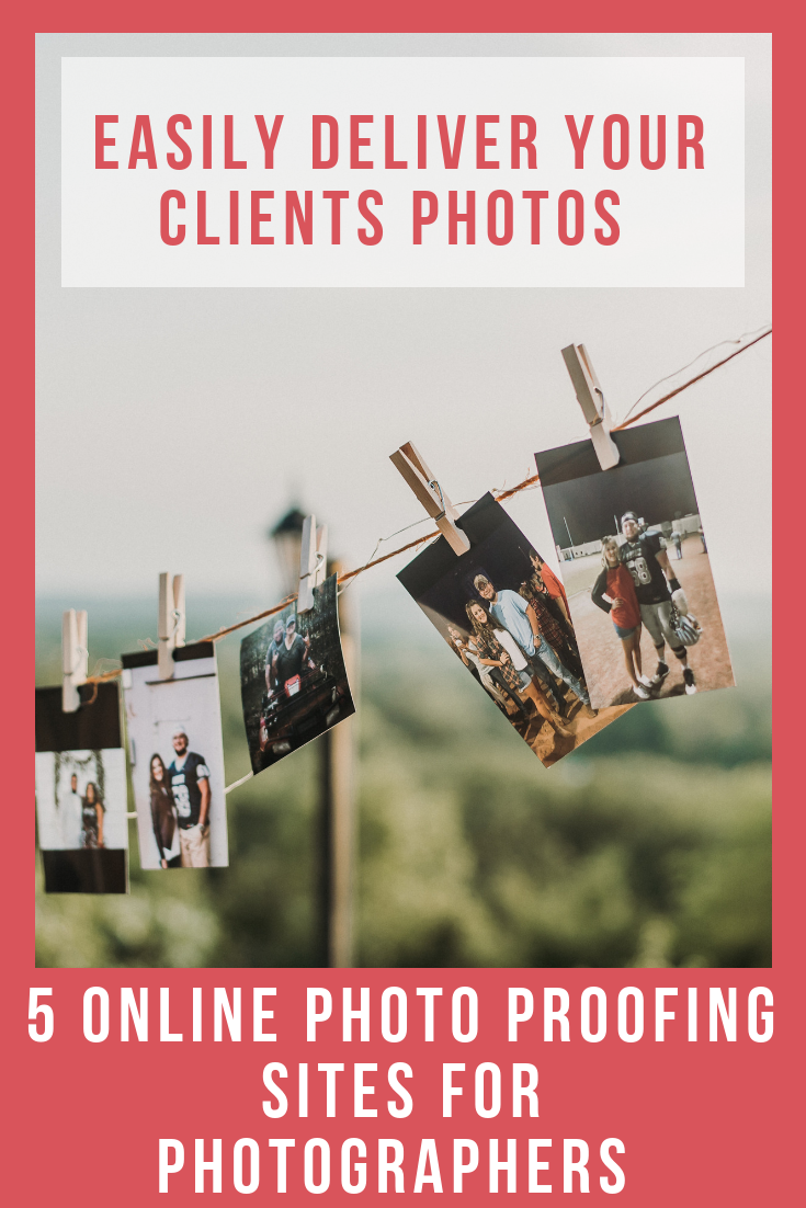 Online Proofing Sites For Photographers | Selling photography, Proof  photography, Photography products