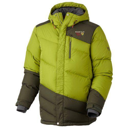 Mountain Hardwear Downhill Parka Ski Jacket Elm/Duffel Mens Sz M Mountain Hardware. Elm / Duffel. Medium.
