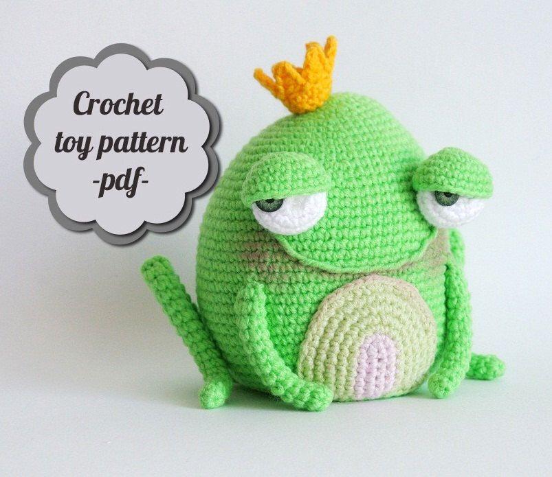 Crochet pattern amigurumi \