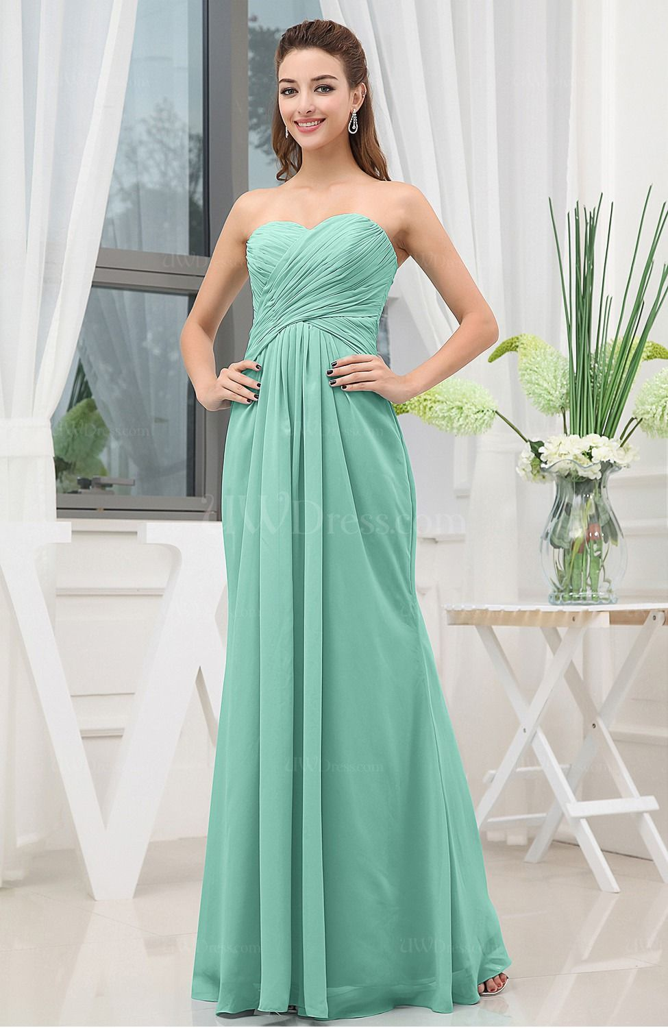 A Collection Of Beautiful Mint Green Bridesmaid Dresses