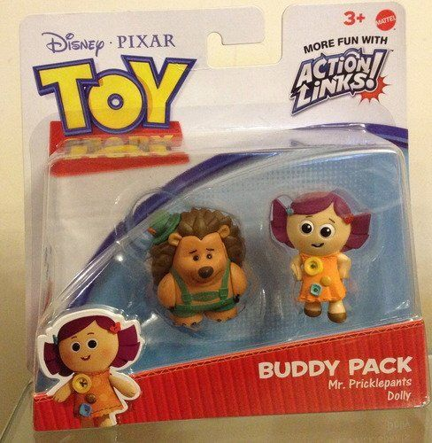 Toy Story Action Links Buddy Packs - Mr. Pricklepants  amp  Dolly Disney  http  3b192b07038