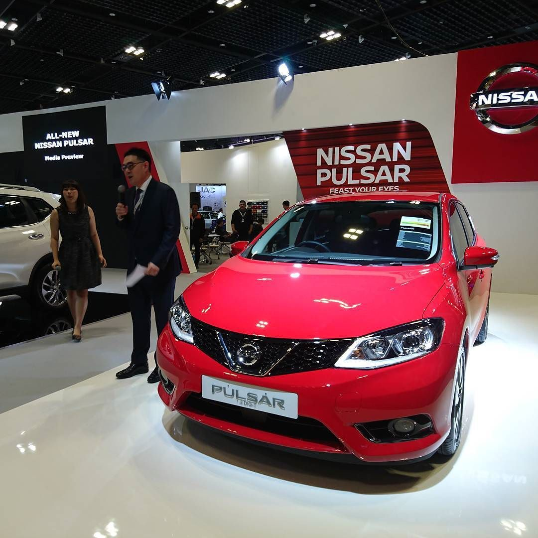 The new Nissan Pulsar..a really nifty new offering from Nissan...#sgcarshoots #sgexotics #speed  #sgcaraddicts #sportcars #sgcars #revvmotoring #monsterenergysg #nurburgring #cars #carinstagram #hypercars #monsterenergy #carswithoutlimits  #follow4cars #motorsports #gopro  #singapore #racetrack #supercarlifestyle #speedy #motoring #fastcars #carporn #fashion #luxurylifestyle #nissan