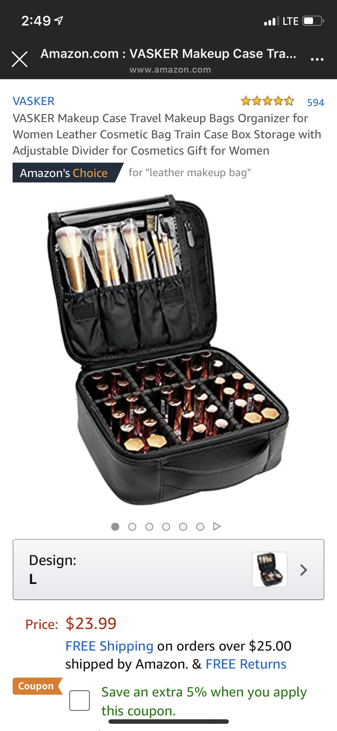 Pin by Life with Mailoha on Like Makeup bag organization