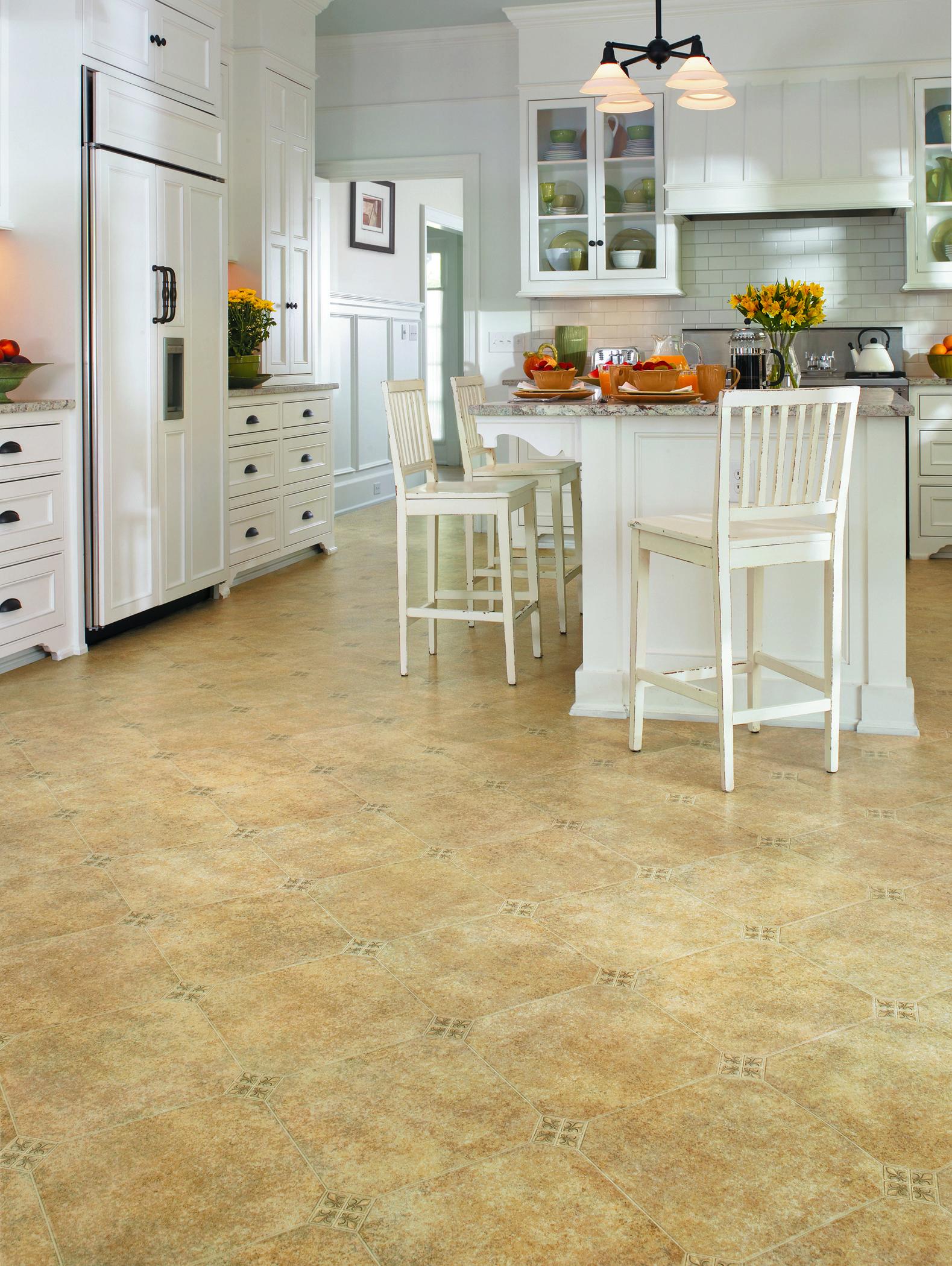 ultima nobility in royal gold kitchen remodel vinyl flooring kitchen vinyl flooring on kitchen remodel vinyl flooring id=69871