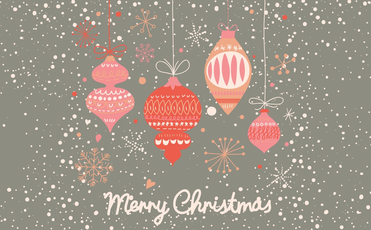 May Your Christmas Be Blessed With Peace And Joy Merry