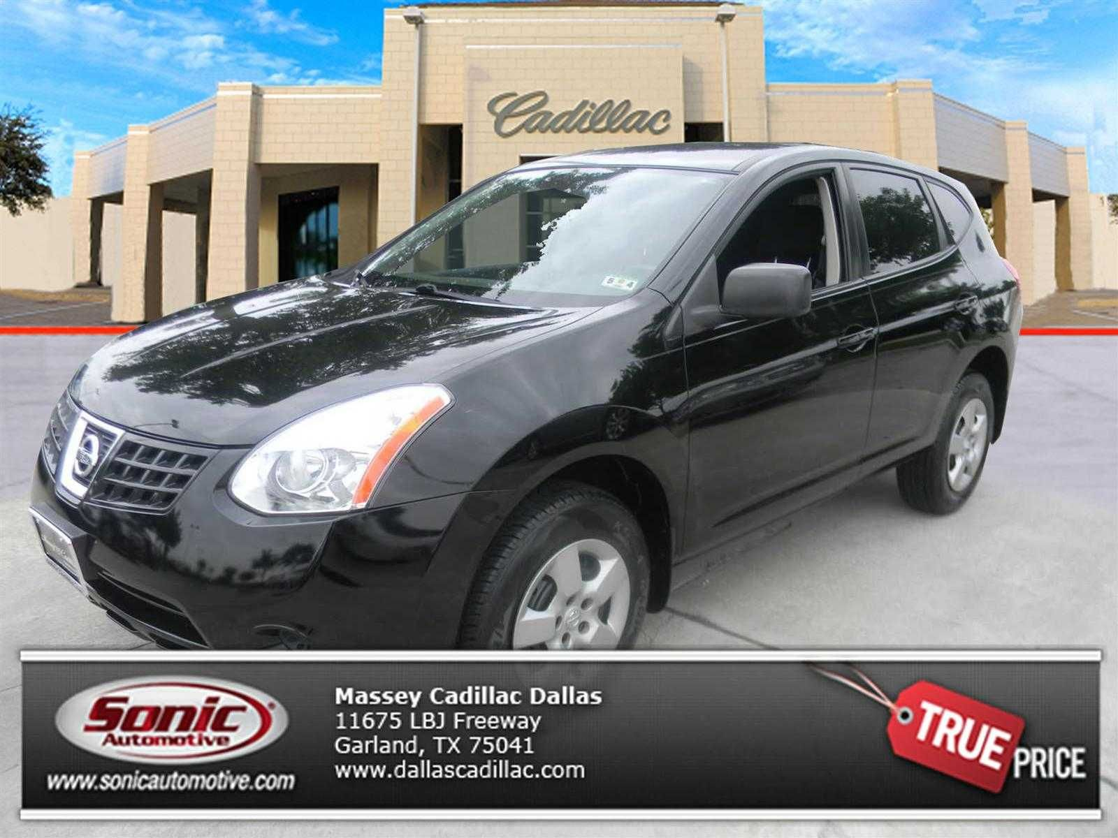 Preowned 2009 Nissan Rogue S (FWD 4dr S) ForSale