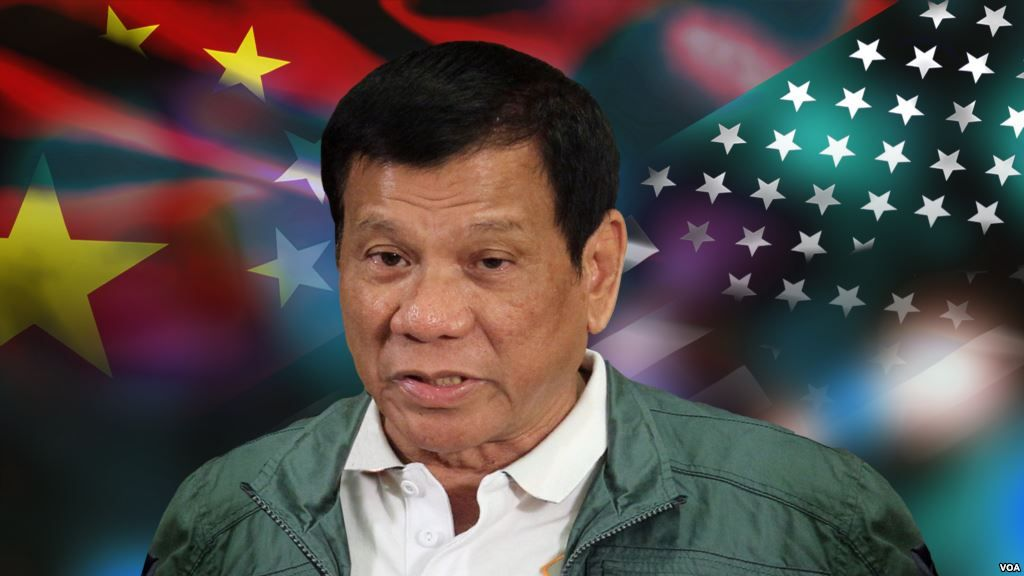 焦点对话菲律宾强人杜特尔特不爱美国爱中国 - 美国之音