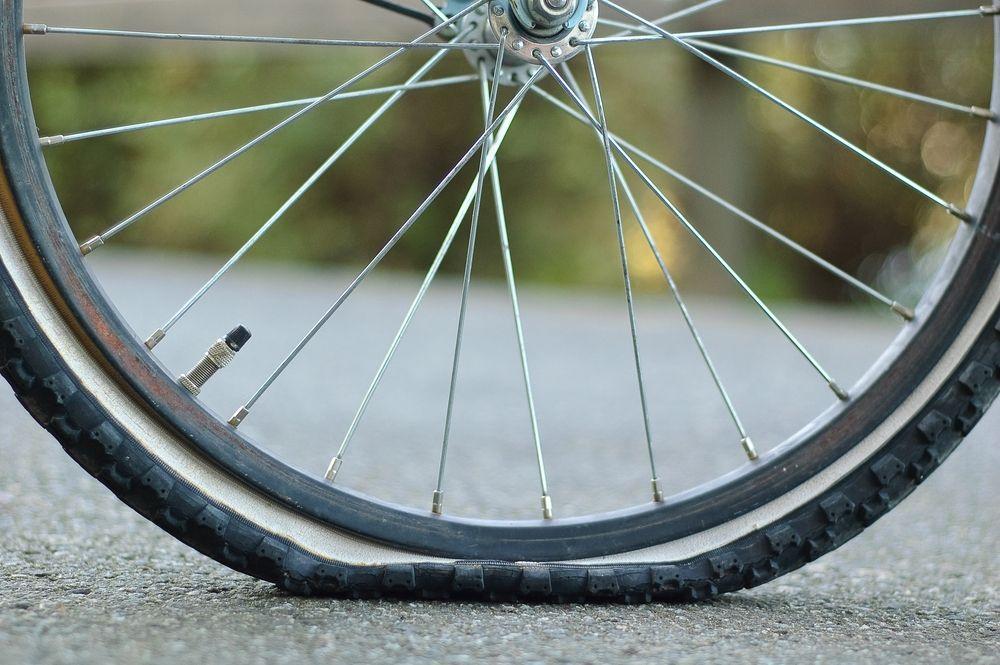 Undefined Bicycle Tires Bike Repair Stand Bike Repair