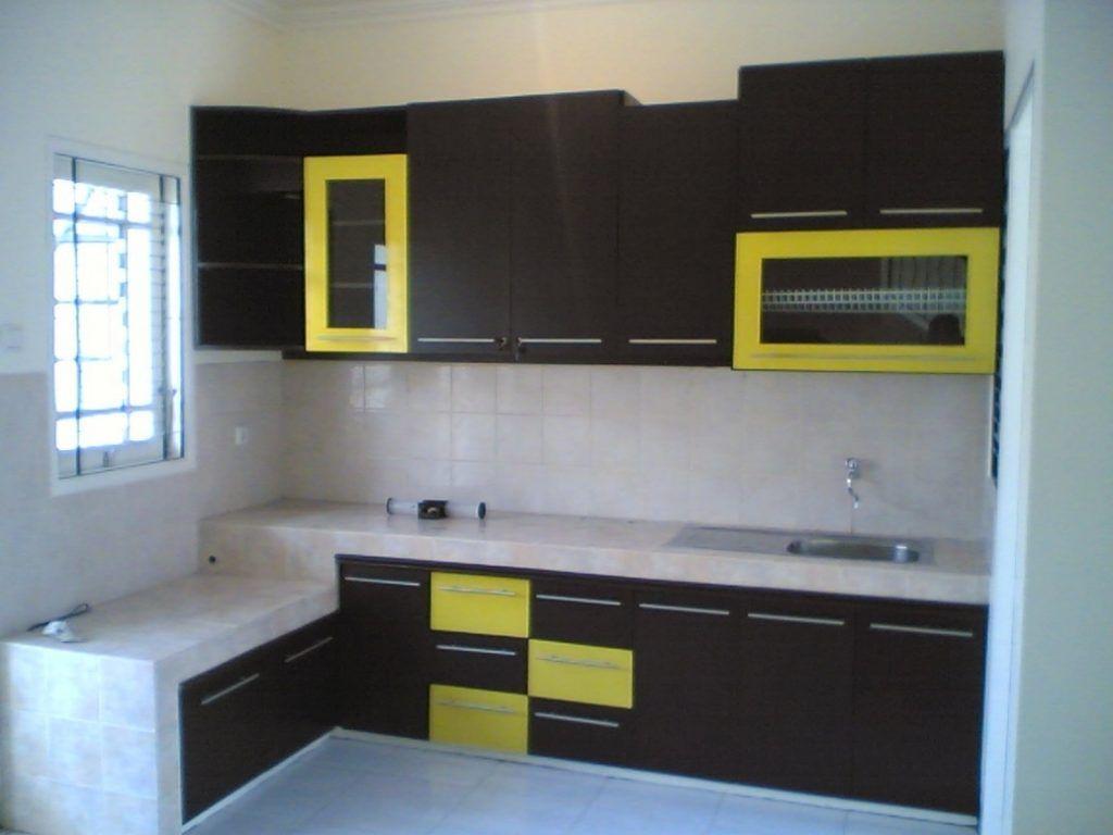 Gambar Dapur Rumah Minimalis  Ide dekorasi rumah, Desain dapur, Dapur