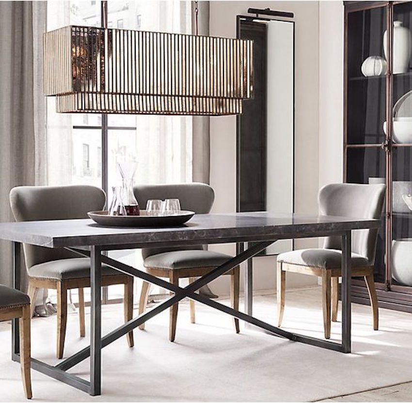 10 Narrow Dining Table Designs For A Small Dining Room Dining Room Small Narrow Dining Tables Dining Table