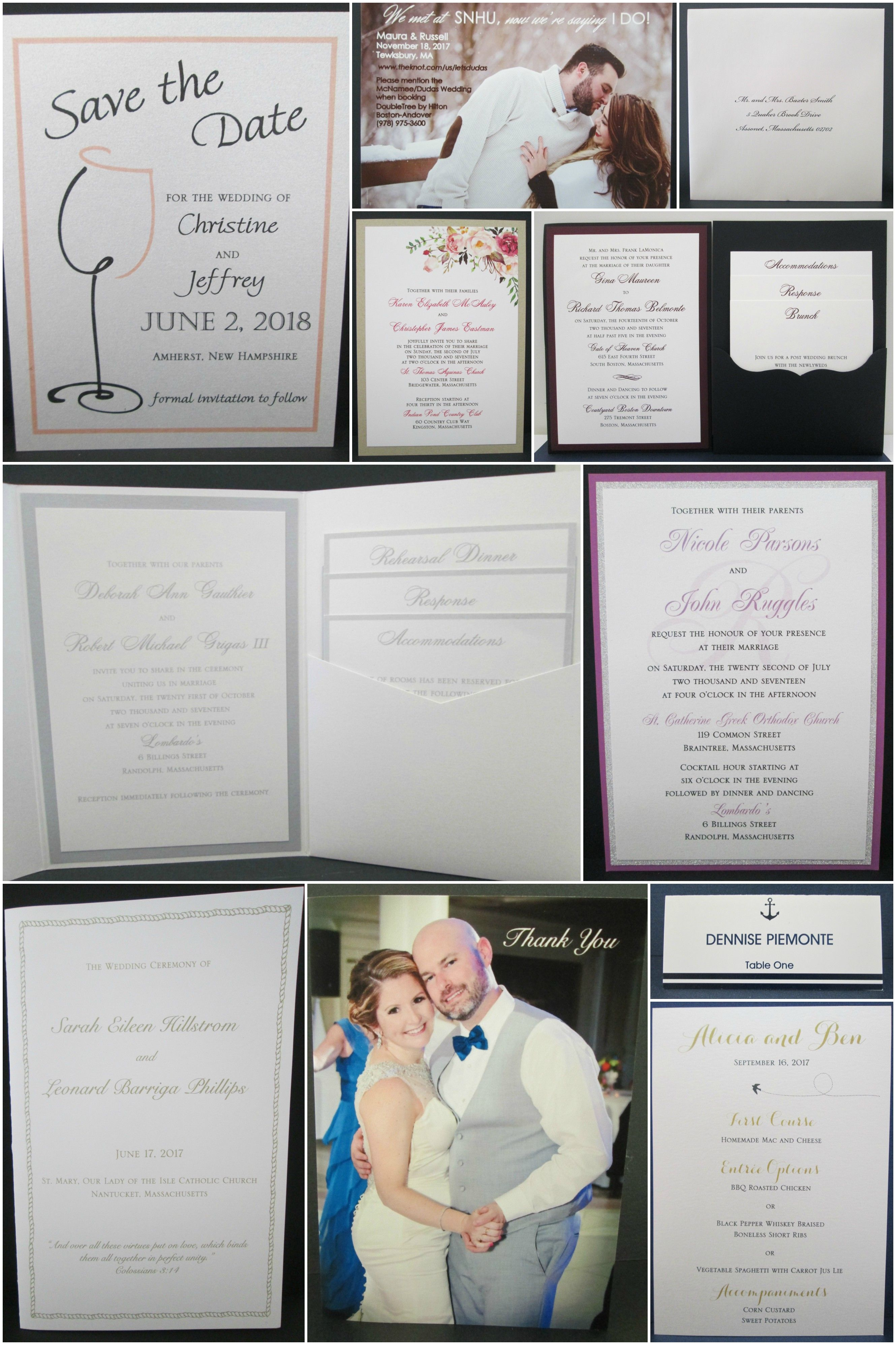 We\'ll print all your wedding stationery needs! Contact us today to ...