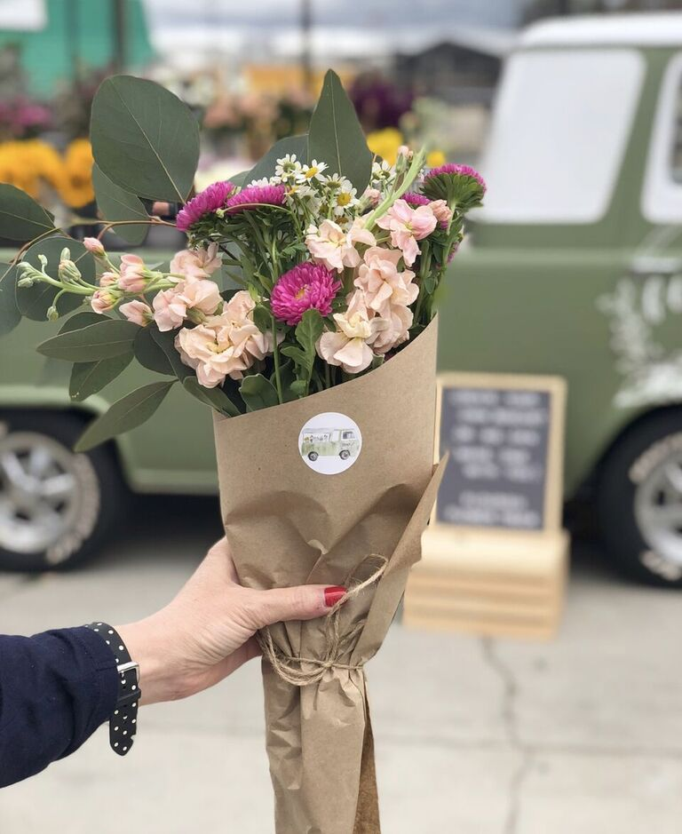 Mobile Flower Shop Create Your Own Bouquet Knoxville Tn