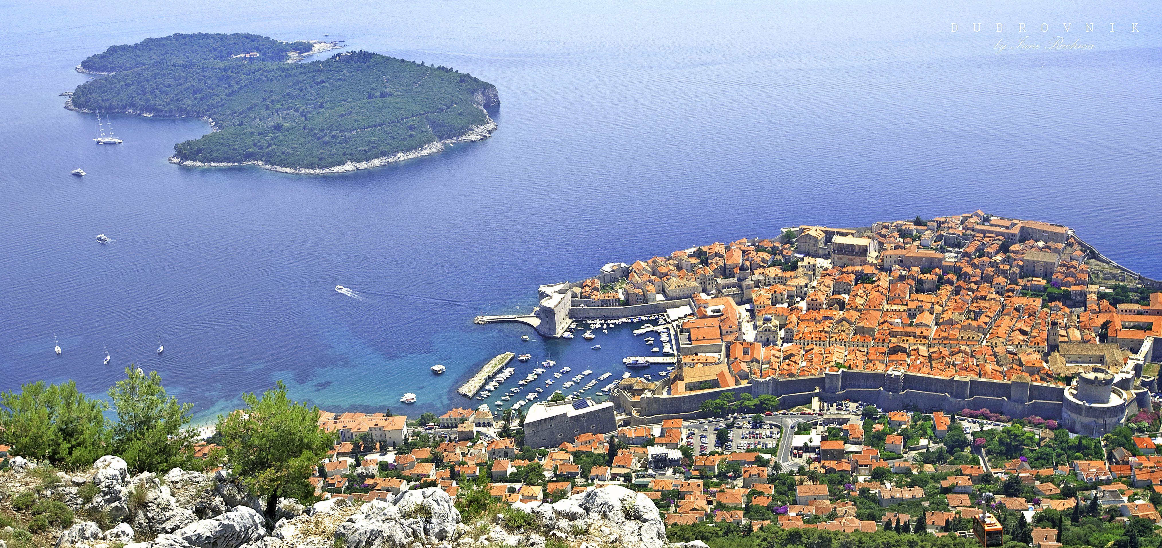 Dubrovnik Croatia by Inne Rachma www.picturesqueadvertising.com