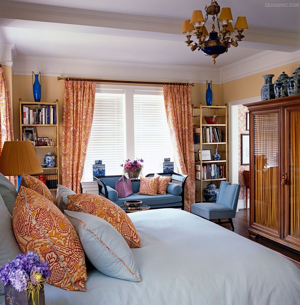 Peach And Blue Bedroom Luxurious Bedrooms Yellow Bedroom Furniture