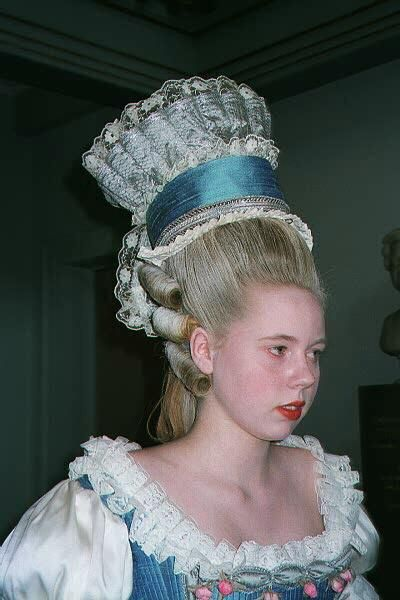 "posted ""historical hairstyles"""