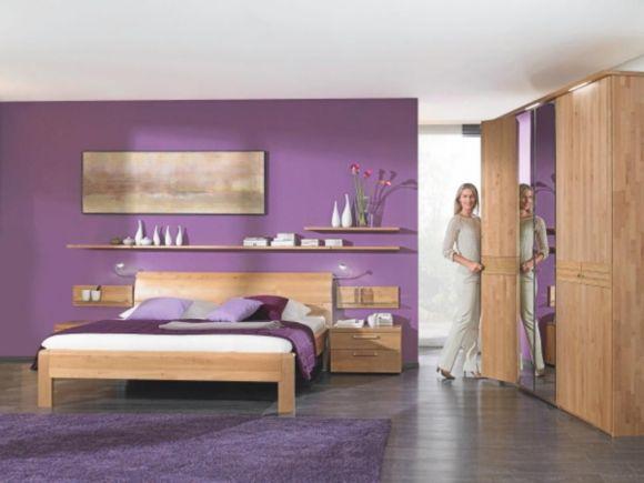 Erle Schlafzimmer ~ Elegantes und zeitloses komplett schlafzimmer aus massiver erle