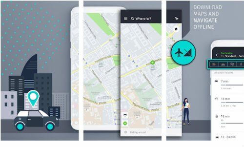 The best Android apps for traffic updates to avoid jams - Dissection Table
