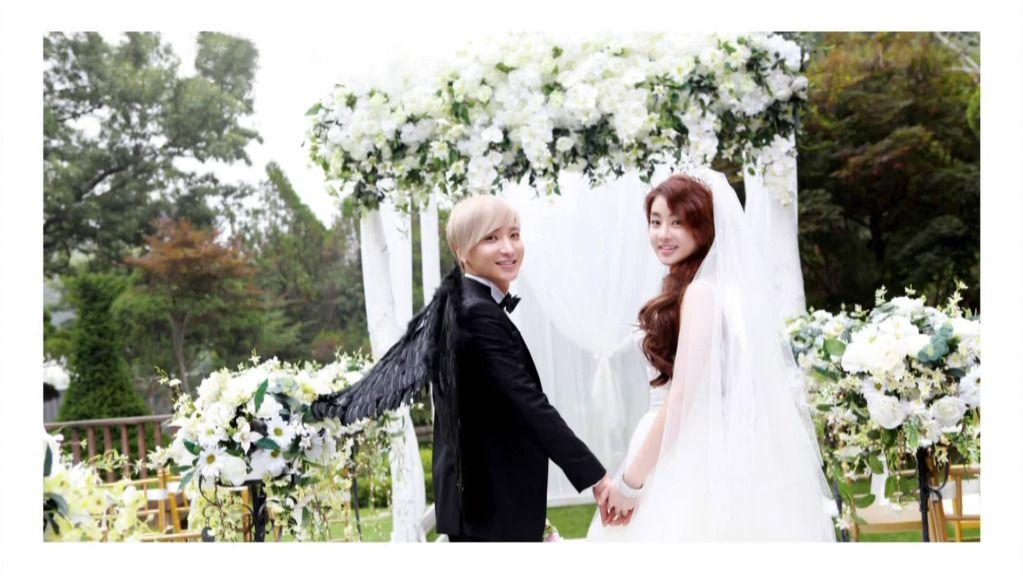 Leeteuk we got married Leeteuk wife