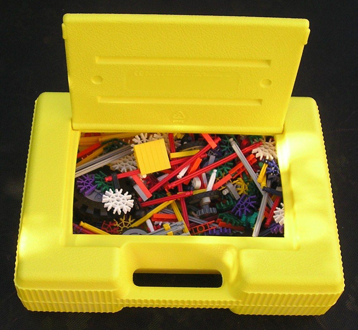 K'NEX boîte jaune 43010