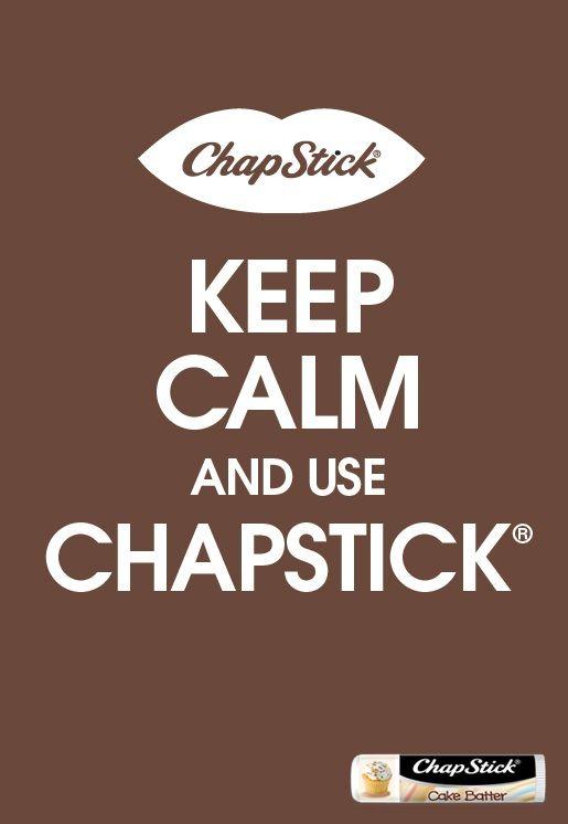 ChapStick® Limited Edition Cupcake Flavor: ChapStick® Cake Batter