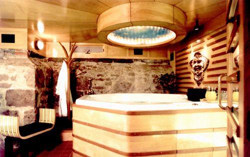 basement hot tub. Basement Hot Tub Room   Custom Residential Design - 1