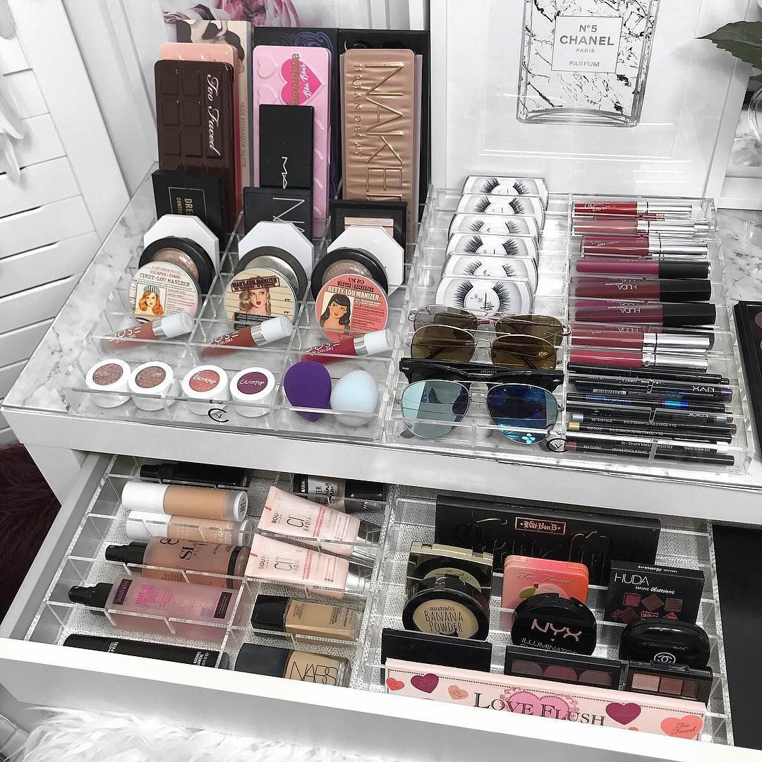 make up organization make up organization DIY make up