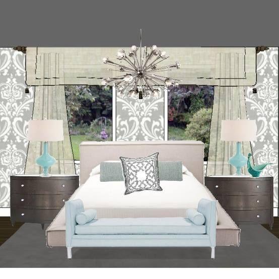 Bedroom decorating ideas   Blue bedroom, Tiffany blue ...