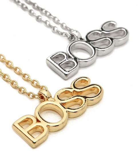P.S. I Love You More Boutique | Boss Necklace | www.psiloveyoumoreboutique.com