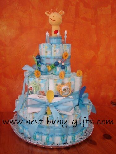 How To Make Diaper Cakes Your Free Diaper Cake Tutorial Baby