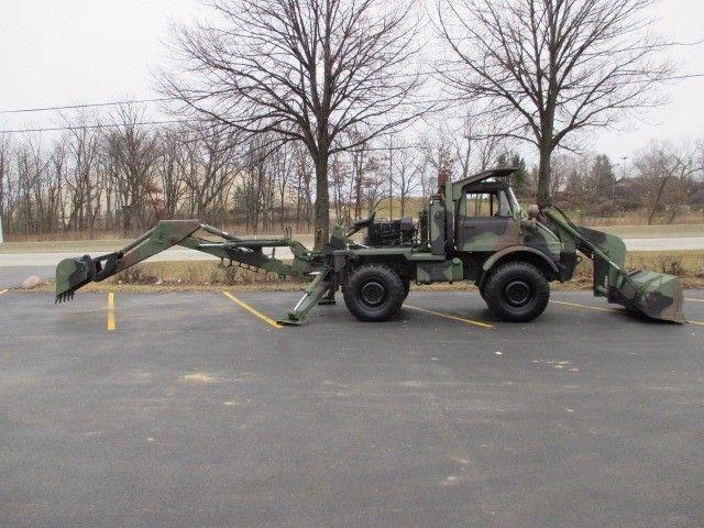 1987 Army Rebuild 2005 Freightliner Unimog See Flu419 4x4 Diesel Inventory Motorsource Inc Auto Dealership In Hig Unimog Mercedes Unimog Freightliner