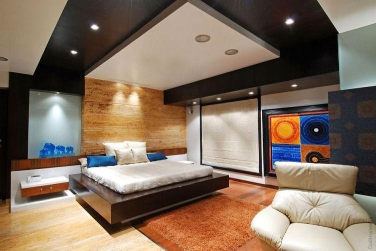 Chambre coucher adulte 127 id es de designs modernes - Idee chambre a coucher ...
