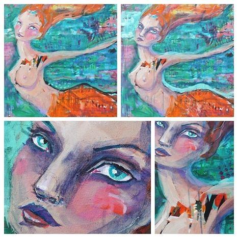 Jane Davenport Artist - Artist, Art Journaler, Artventurer, Artrepreneur, Artomologist