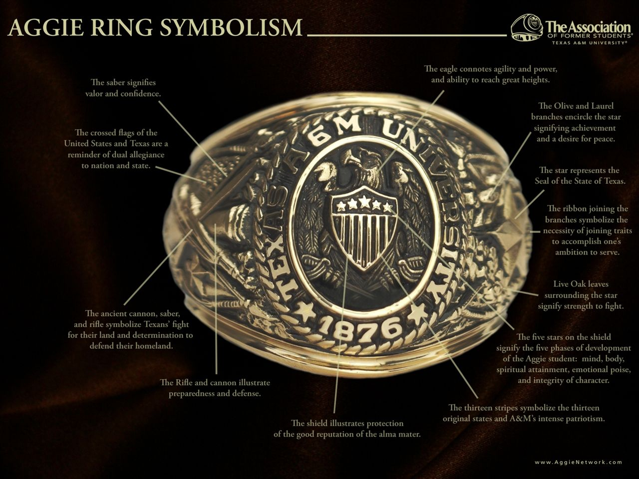 Aggie Ring Symbolism College Pinterest Aggie Ring Ring And Texas