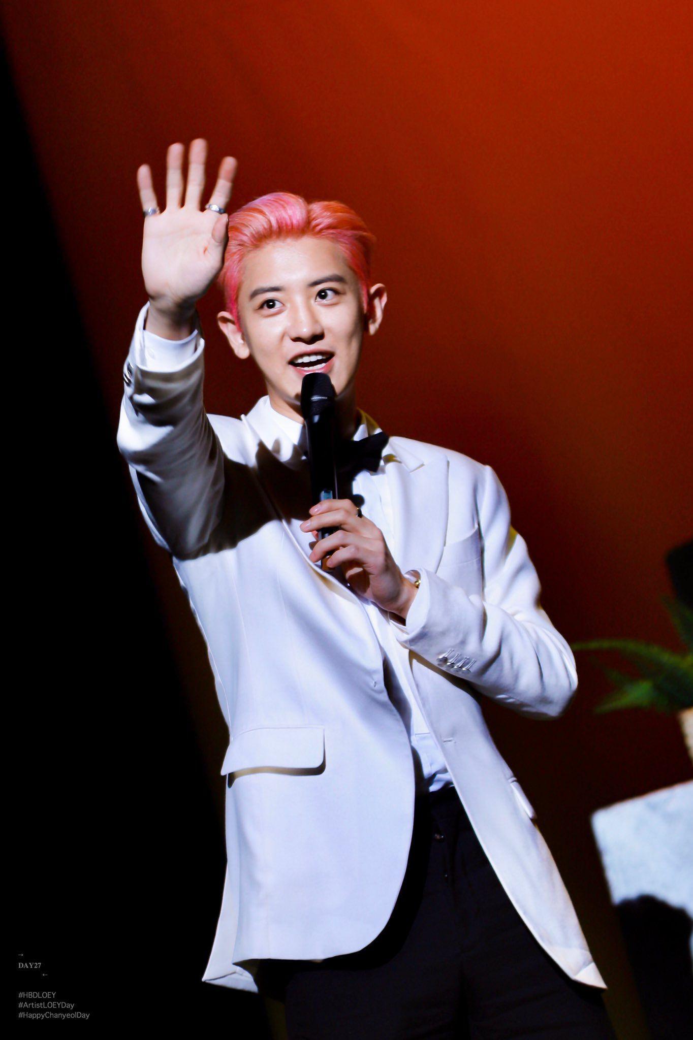 Chanyeol [HQ] 191126 Birthday Party EXO Lagu, Exo