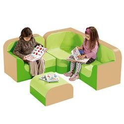 Wesco Club Series Soft Seating Corner Sofa Kit With Images