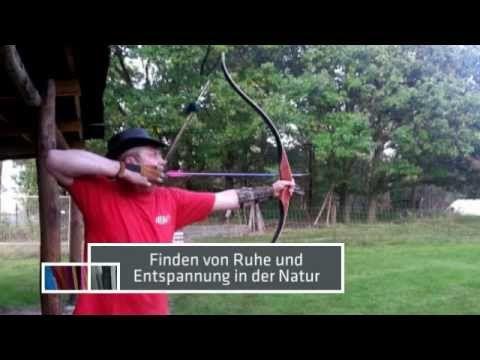 Bogenschießen lernen für Anfänger und Einsteiger mit Pfeil und Bogen auf unserem Bogensportplatz im Landkreis Elbe-Elster in Brandenburg mit vielen Veranstaltungen.
