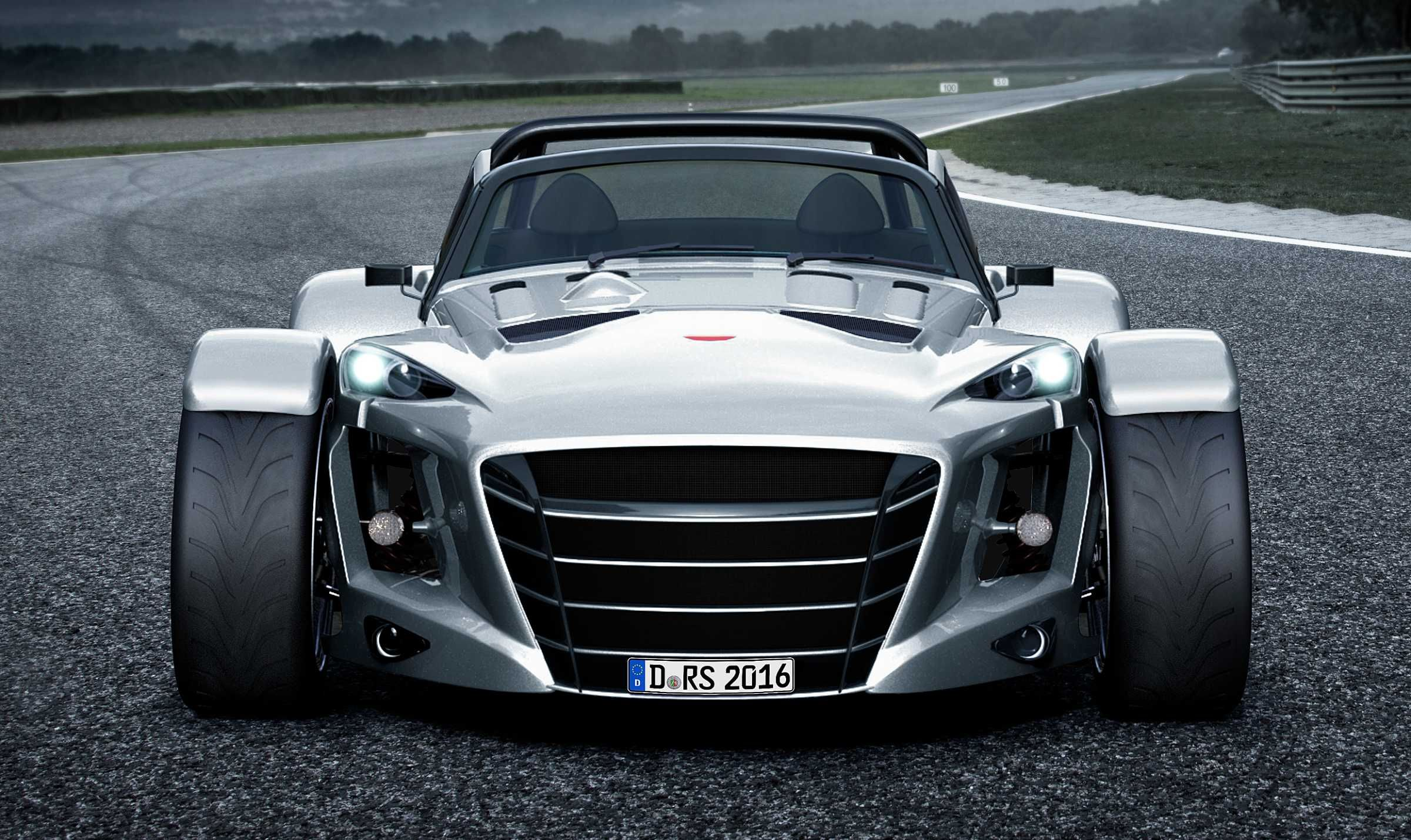 Donkervoort Reveals Their New Track Missile The D8 Gto Rs Gto