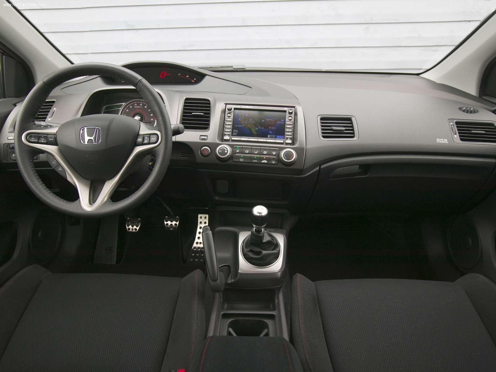 Honda Civic Si 2006 Carros Auto
