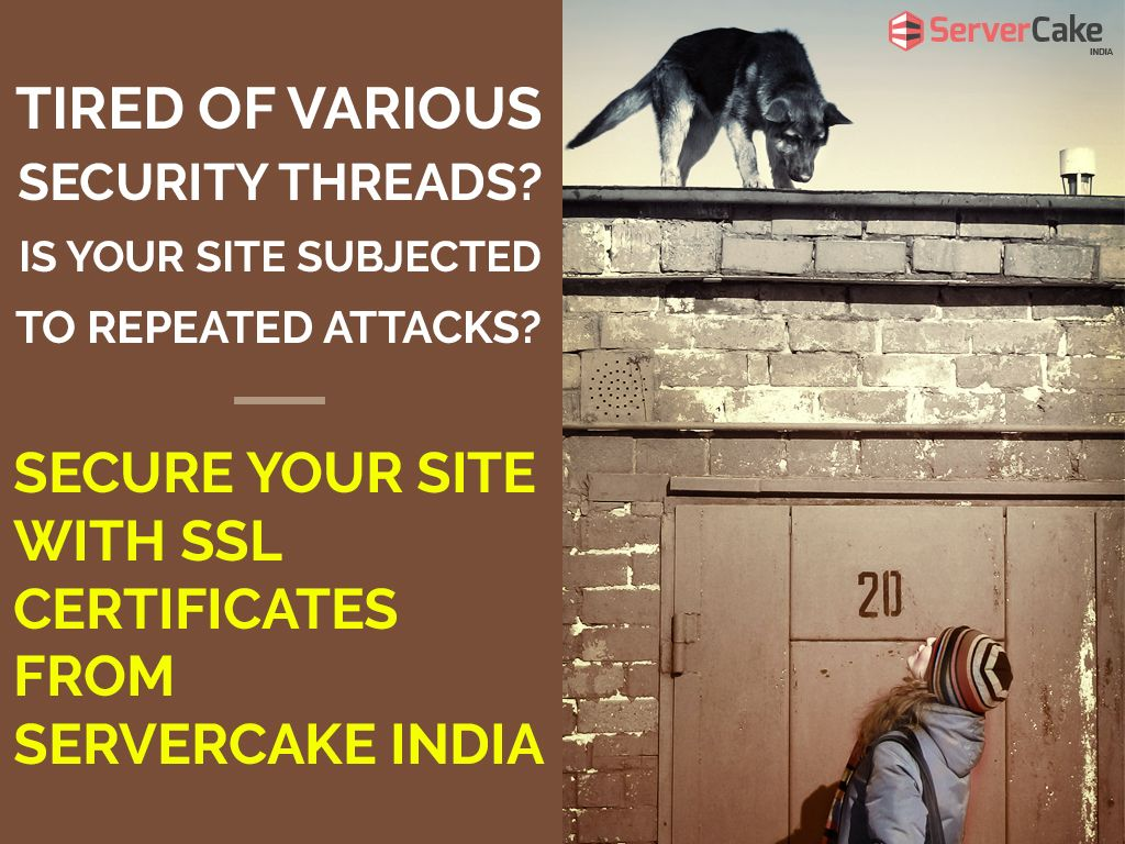 Tired of Various Security Threads? Is your site subjected to