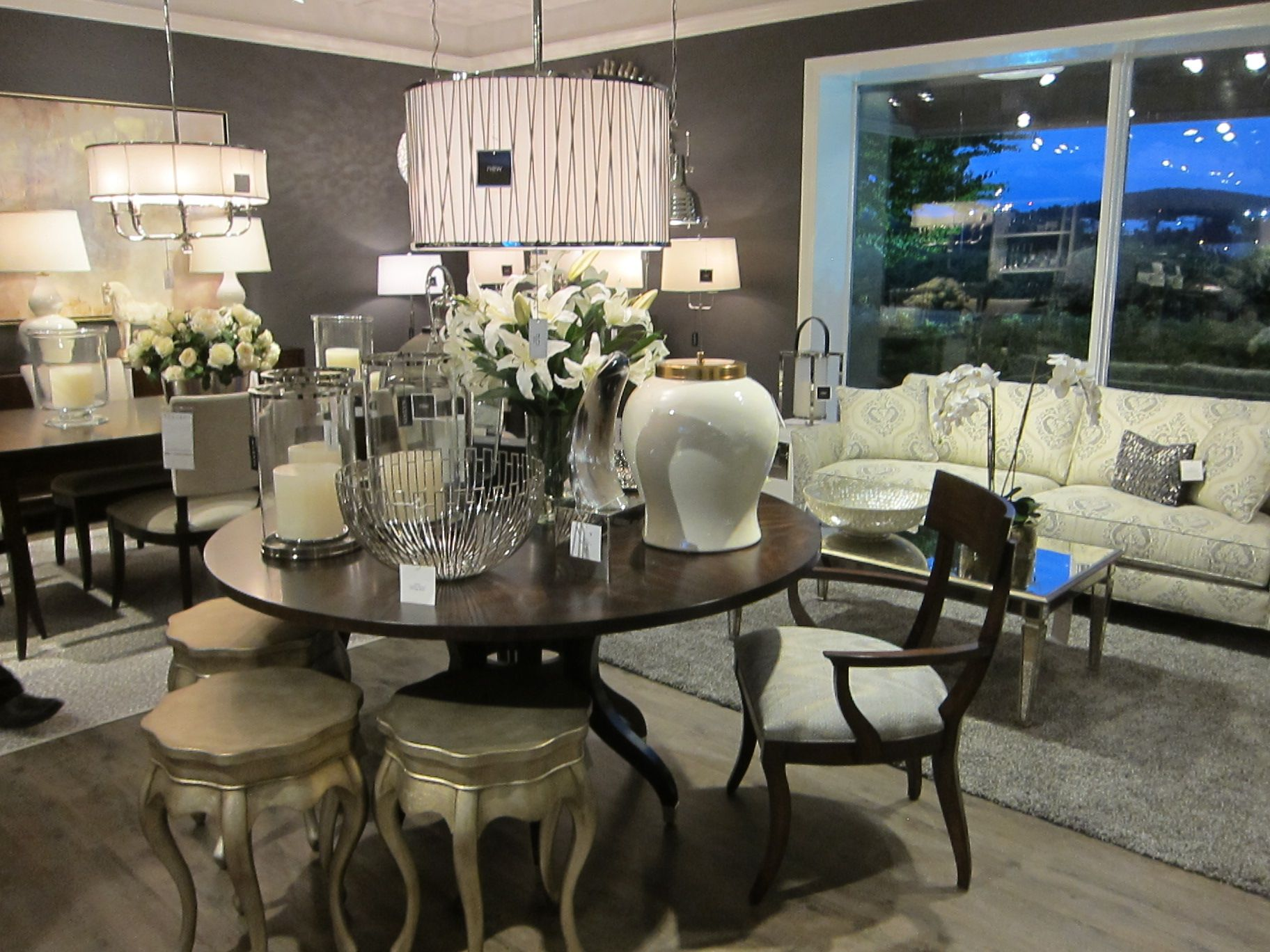 Benjamin Moore Iron Mountain In Our Ethan Allen Design Center.