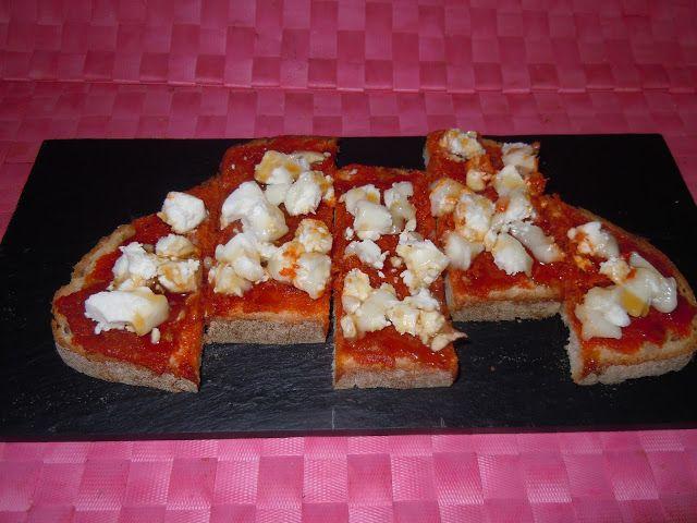El Blog De Debora Mis Recetas Del Dia A Dia Tosta De