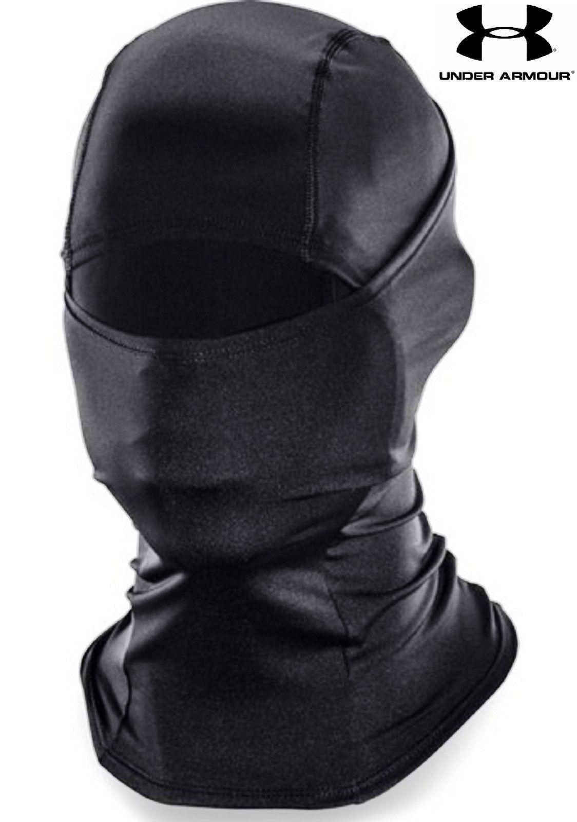 b5a2ffd7801 Under Armour Tactical HeatGear Facemask Hood - Lightweight Balaclava Style  Mask