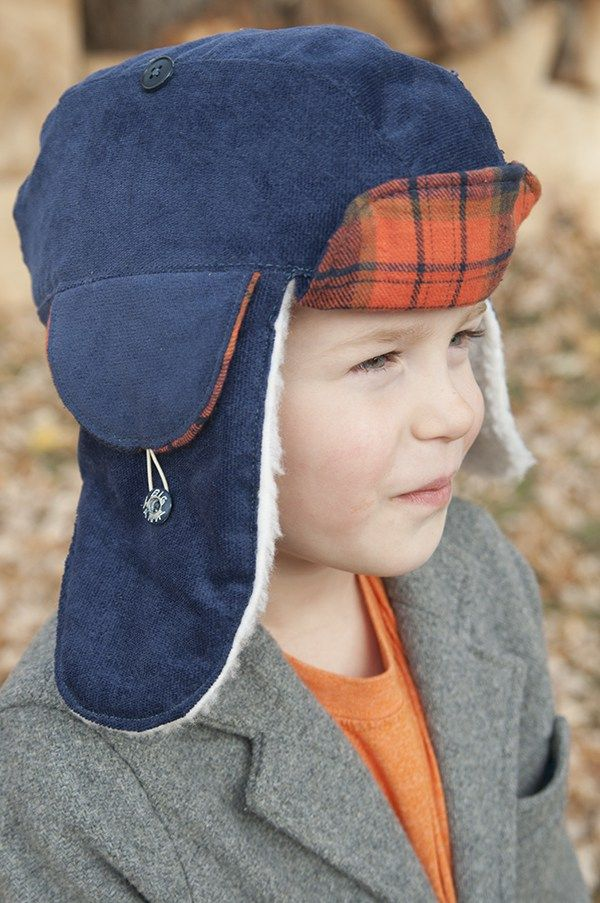 trapper hat pattern and tutorial