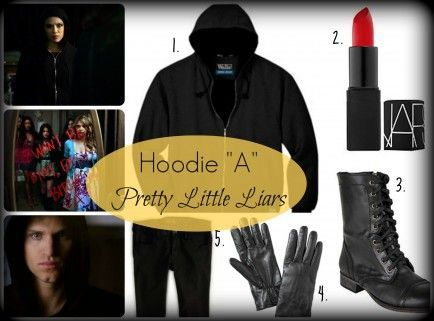 11 Halloween Costumes Fit for a Pretty Little Liar  sc 1 st  Pinterest & 11 Halloween Costumes Fit for a Pretty Little Liar   Pinterest ...