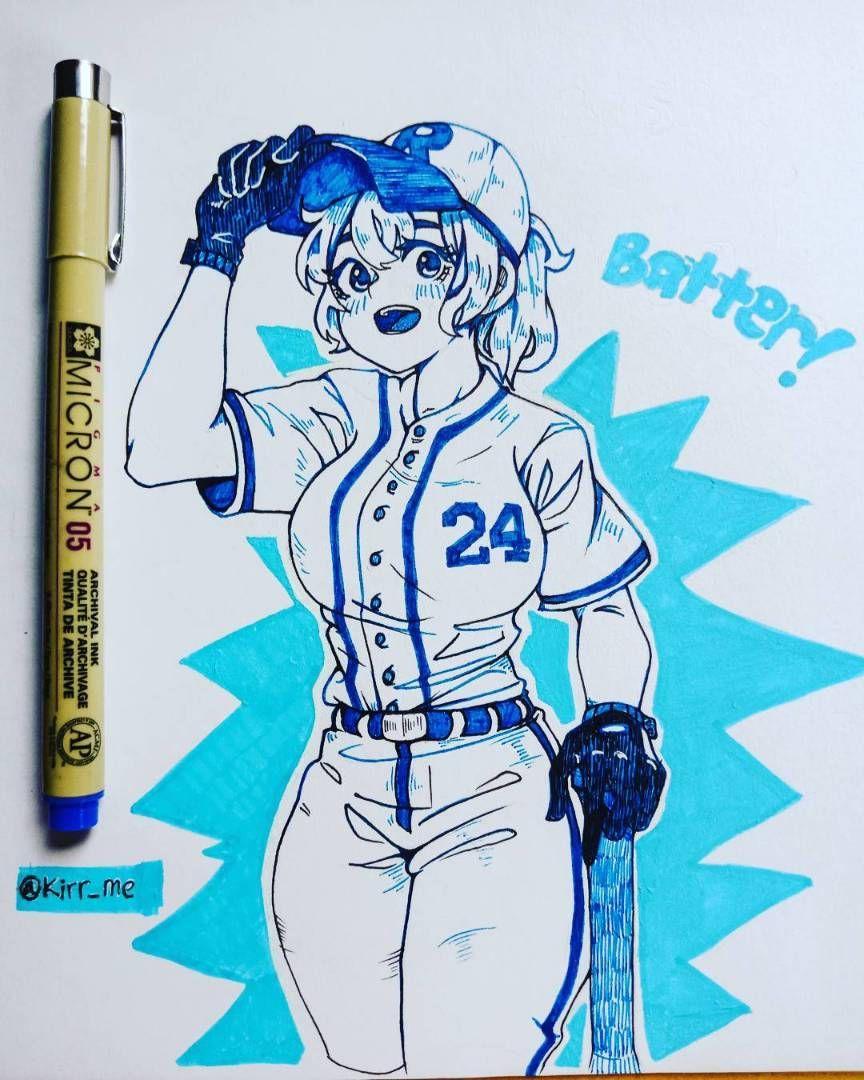 Pin On Baseball Anime