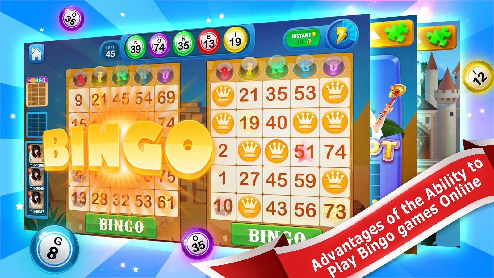 Millions of people play online bingo games every day and the number of  players just keeps on growing. So what is it about the gam…   Play online,  Bingo games, Bingo