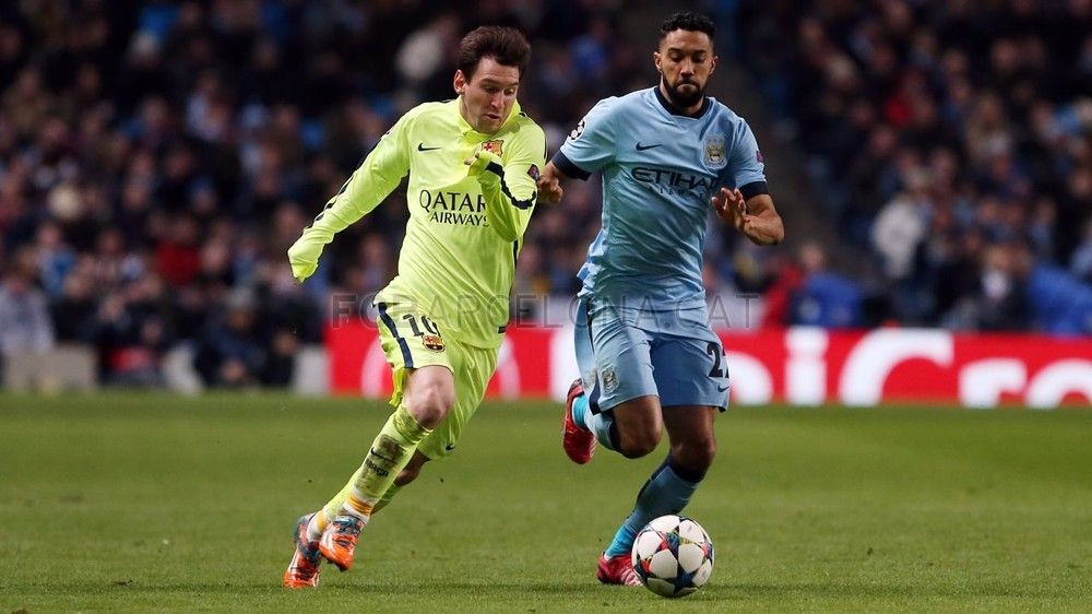 Manchester City FC - FC Barcelona   FC Barcelona