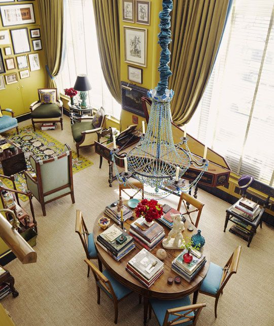 Living in a Jewel Box: Bill & Richard\'s Gorgeously Grand Small ...
